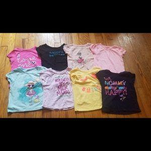 3T tshirt bundle